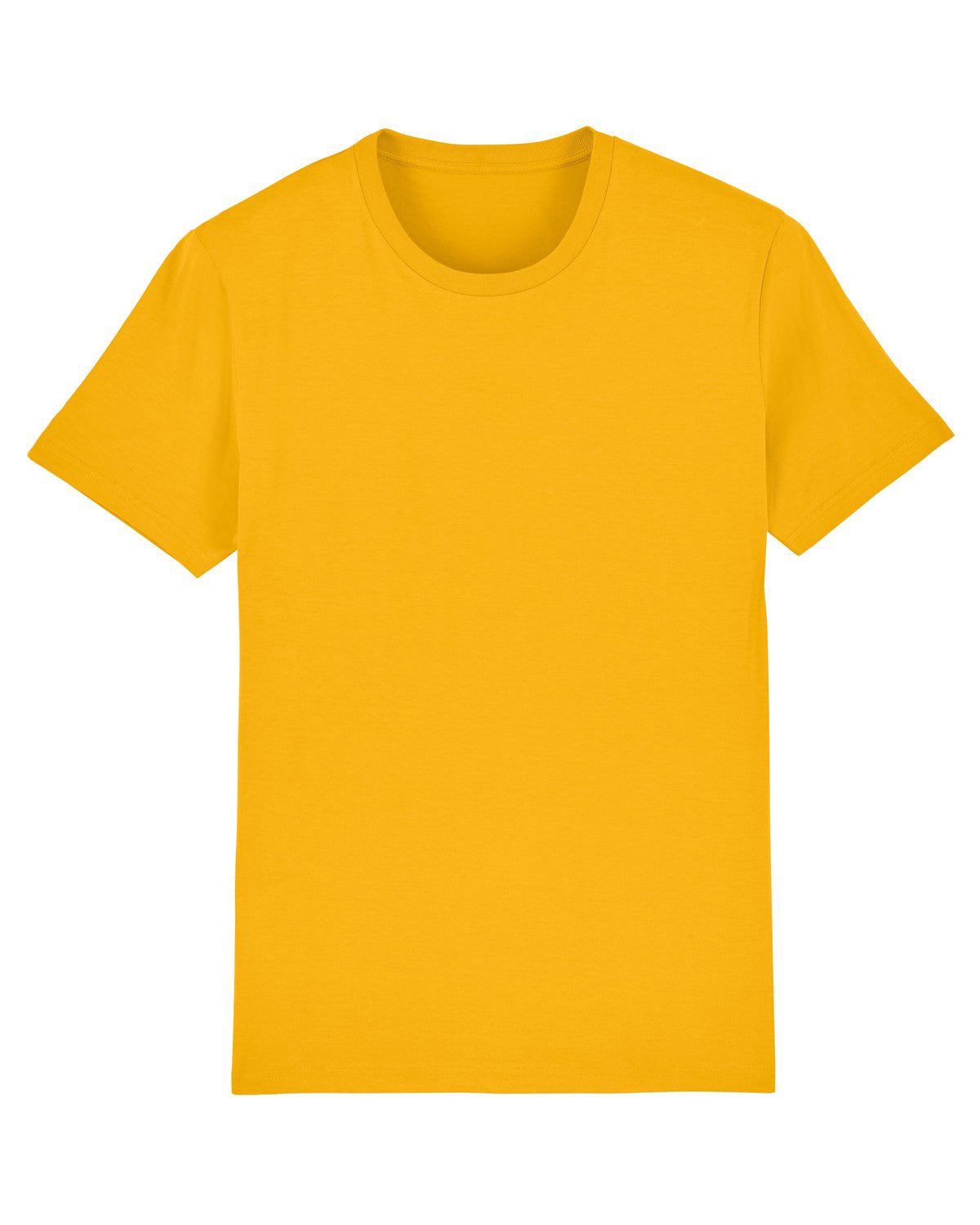 Attenborough Organic T-Shirt - Yellow