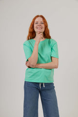 Workwear Relaxed Tee - Green