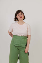 Workwear Relaxed Tee - Pink