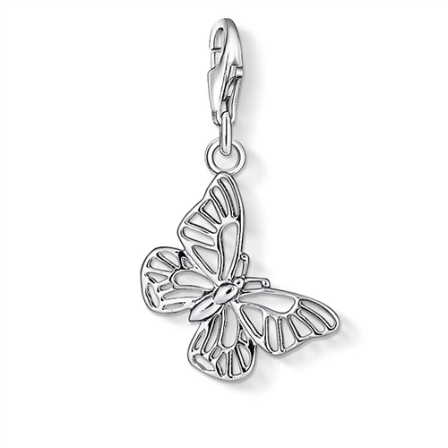 Thomas Sabo Charm Club Butterfly Charm