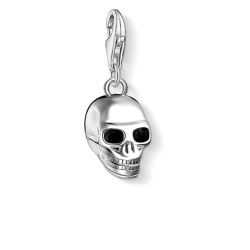 Thomas Sabo Charm Club Small Skull Charm