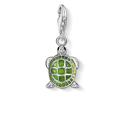 Thomas Sabo Charm Club Sterling Silver Turtle Charm