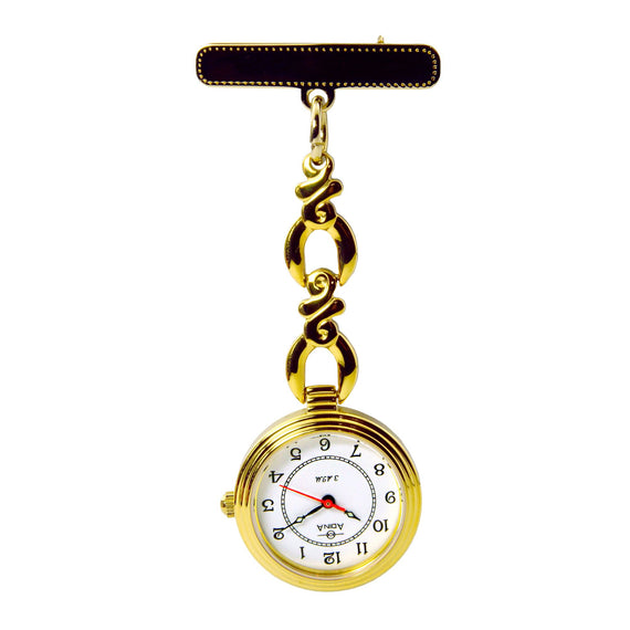 Adina Nurses Dress Fob Watch