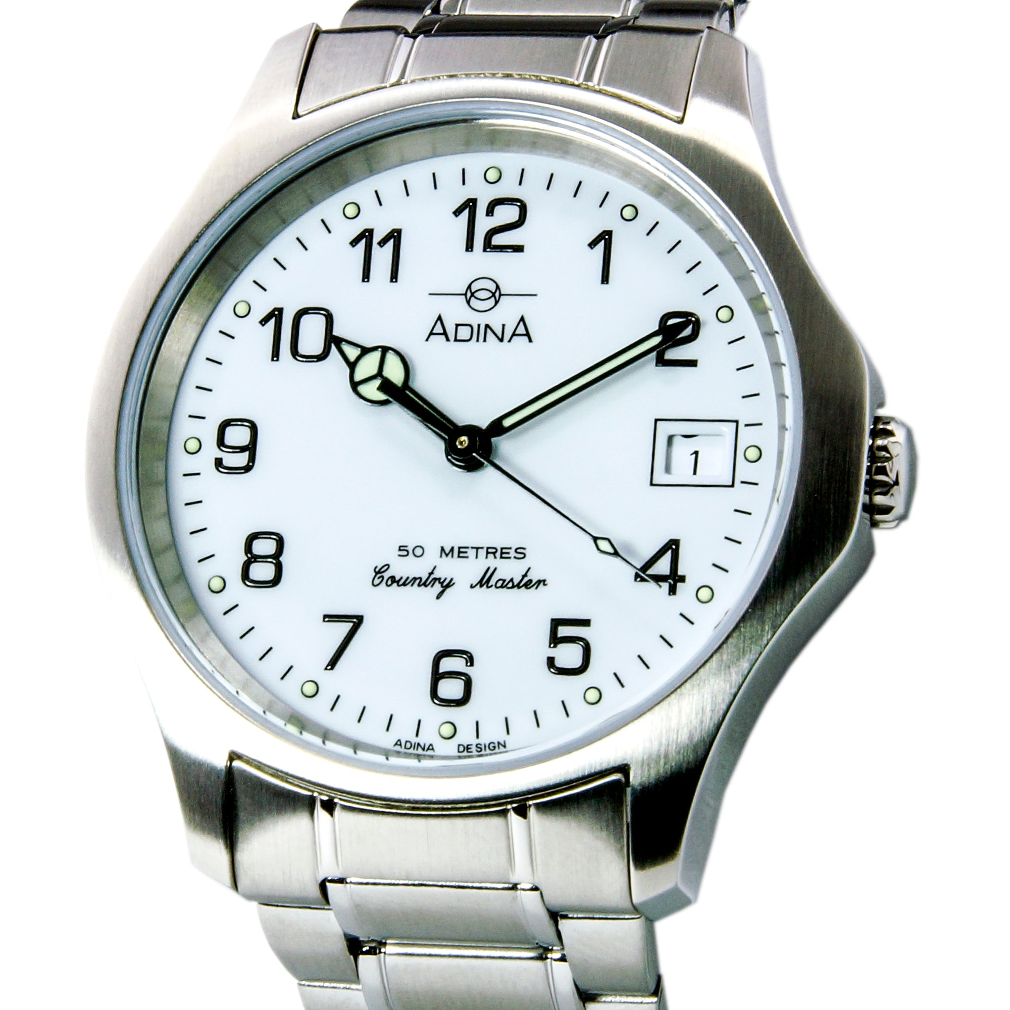 Adina Gents Country Master Watch