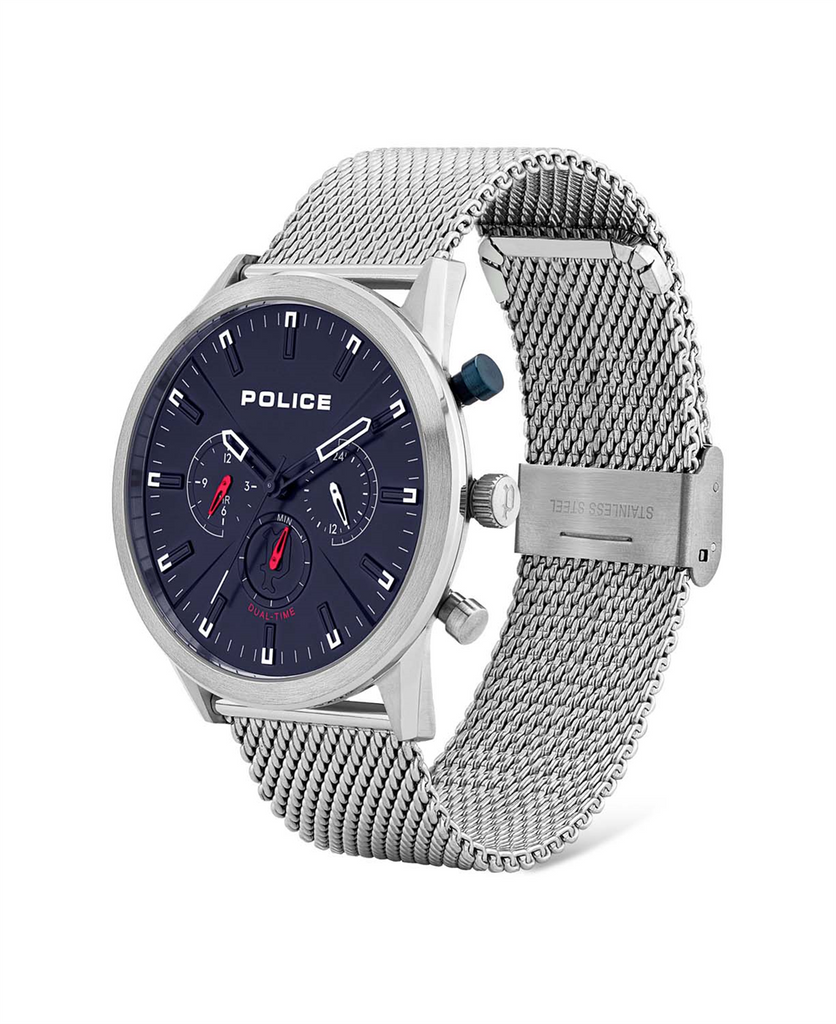 Police 'Silfra' Gents Watch
