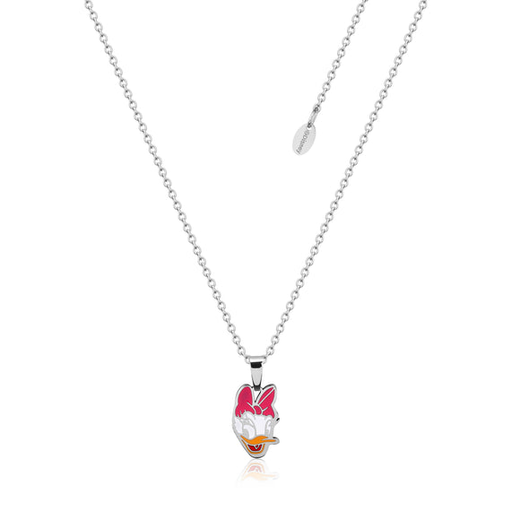 Disney Couture Kingdom Daisy Duck Necklace