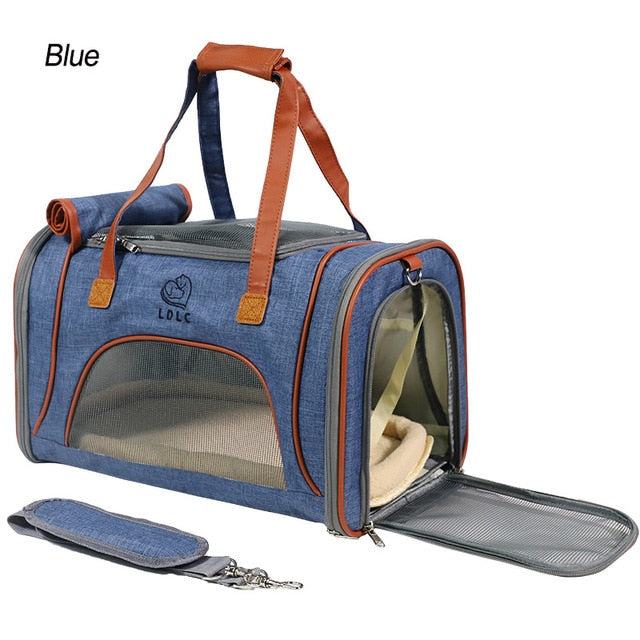 Cat carriers bag, backpack for dog , shoulder bag for pets