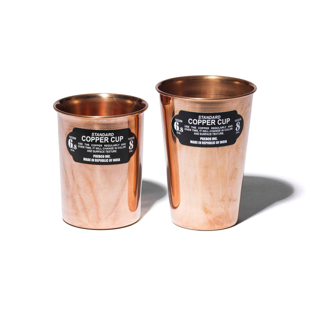 Copper Cup - Straight