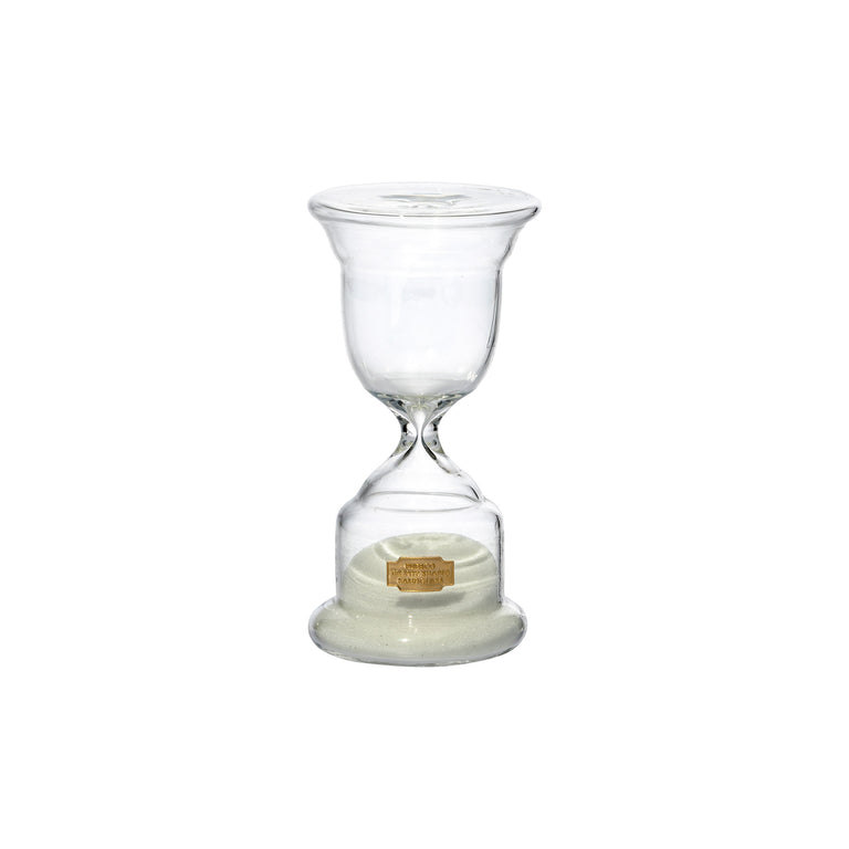 Trophy Shaped Sandglass White NO.2