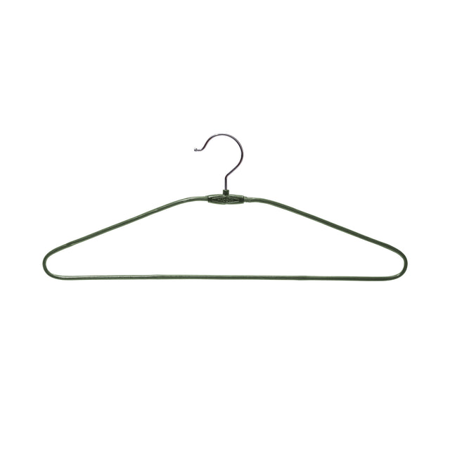 Plastic Coated Wire Clothes Hanger