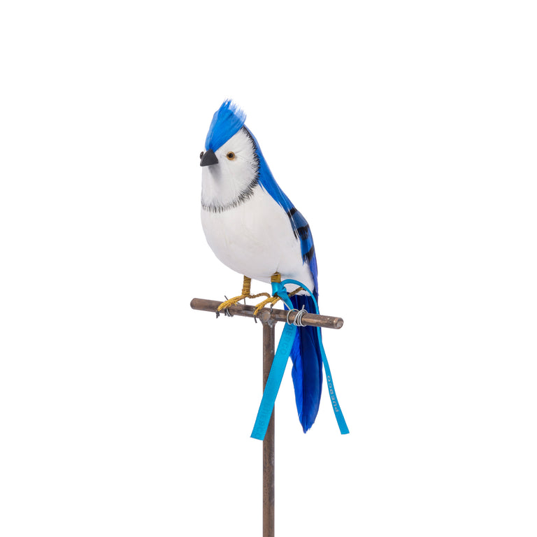 Artificial Bird - Blue Jay