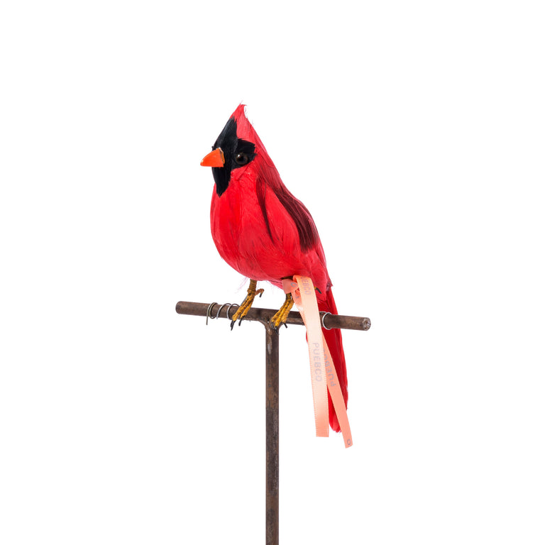 Artificial Bird - Cardinal