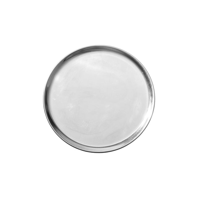 Aluminum Round Tray - 10 inches
