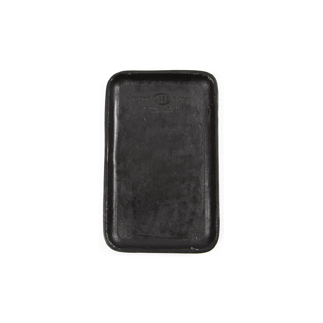 Cast Iron Tray - Black