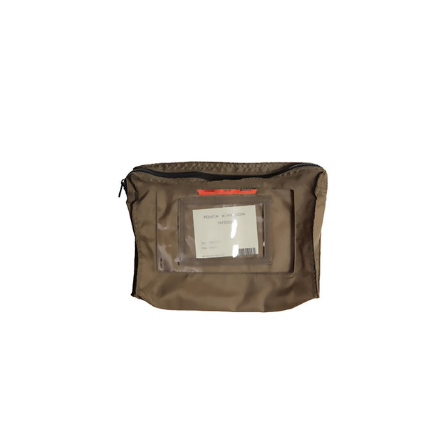 Medium Pouch With Window