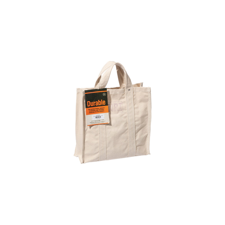 Labour Tote Bag Small Off-White