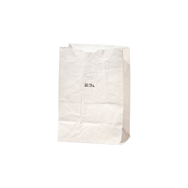Grocery Bag 23L White