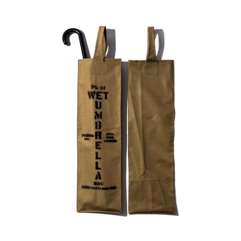 Rubberized Fabric Umbrella Bag