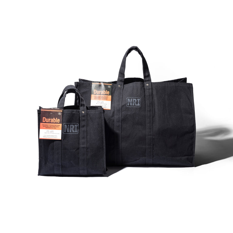 Labour Tote Bag Large Black