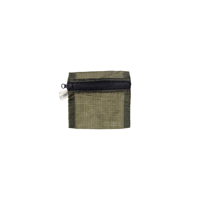 Vintage Parachute Light Pouch Small Olive