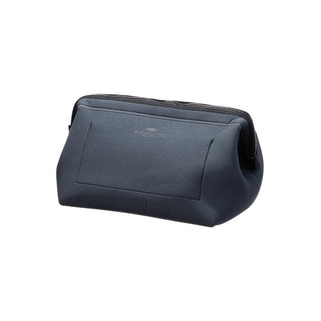Wired Pouch Large Dark Grey/Green