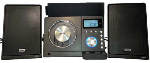 TEAC CD Player Stereo System MC-DX32i