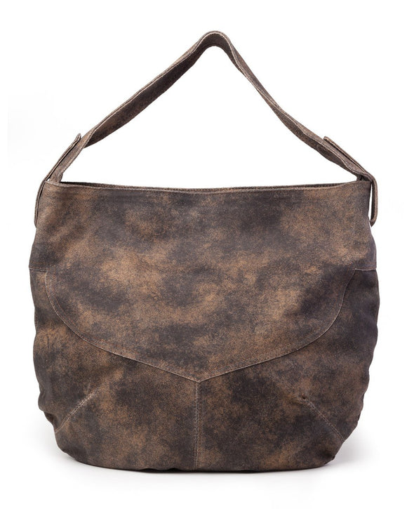 Diana Hobo: Vintage Brown