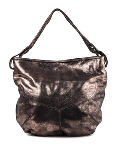 Diana Hobo: Rose Gold Black