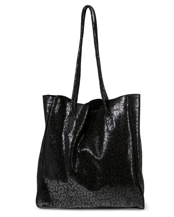 Amy Tote: Black Anaconda