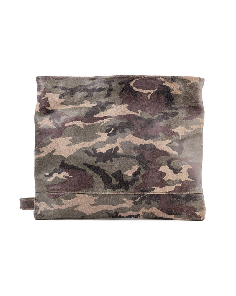 Mollie Cross-Body Convertible Clutch: New Camouflage