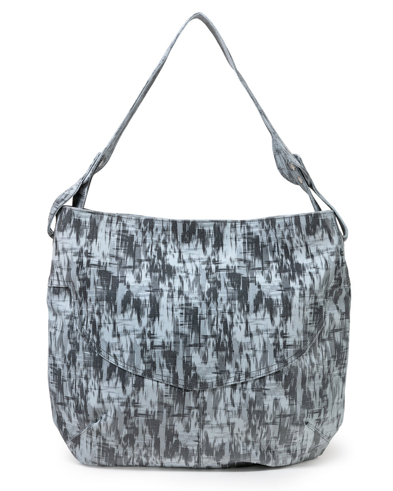 Diana Hobo: Grey Patchwork