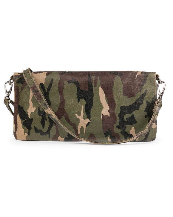 Crystal Cross Body: New Camouflage