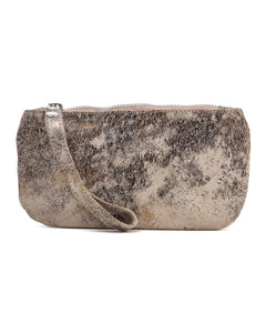 Ellie Wristlet: Gold