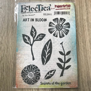 CLEARANCE - Art In Bloom ELB01 - PaperArtsy