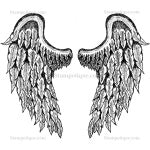 Angel Wings - 2 Sided