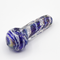 HLP012 - Hemp Living Durable Glass Hand Pipes 4 Inch - Variety of Colors - Pack of 3 (MSRP $12.95)