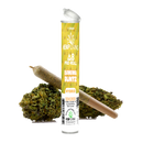 Hemp Living - Delta 8 Flower 1g Pre-Roll - Banana Runtz High Potency Kief Infused (MSRP $11.95)