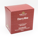 1g Pre-Roll Hemp Living Cherry Wine - Box of 12 (MSRP $9.95/pre-roll)