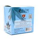Flow Barz Delta 8 CBD Vape Disposable - Mad Bull 2ML - 500mg Delta 8 | 100mg CBD - 10 Pack Display Box (MSRP $39.95 each)
