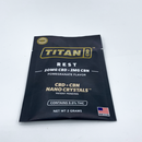 Titan CBD Display 75 PK Display (MSRP $5.95/each)
