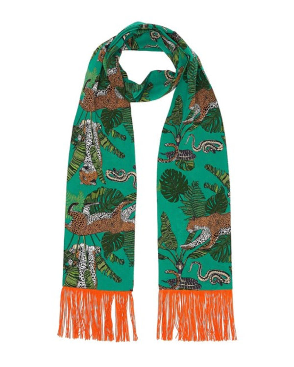 UMBRIA with Silken Favours Scarf
