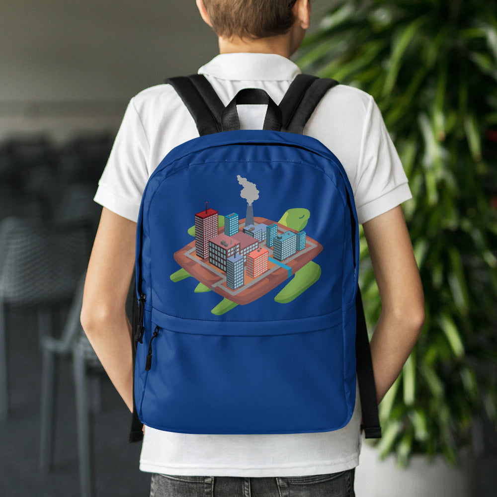 Factory Turtle Island - Backpack