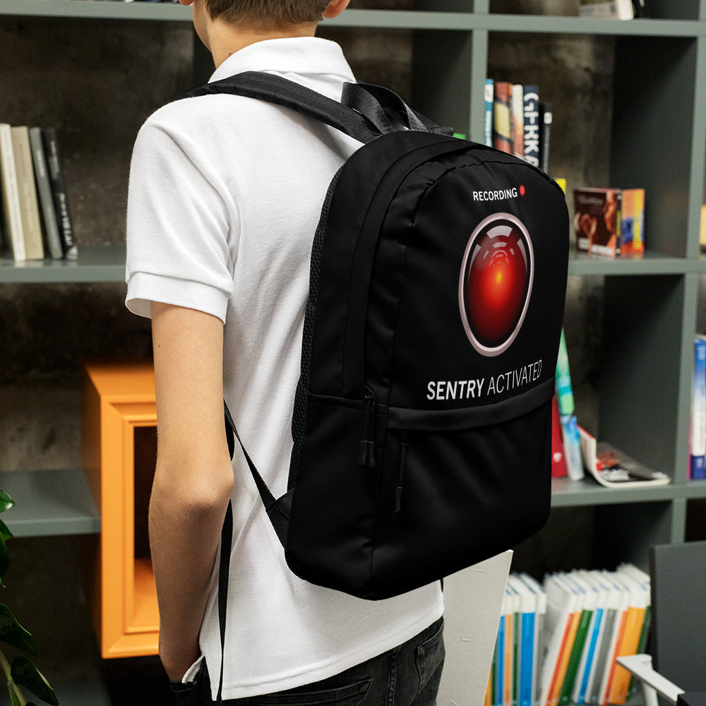 Sentry Mode Activated! - Backpack