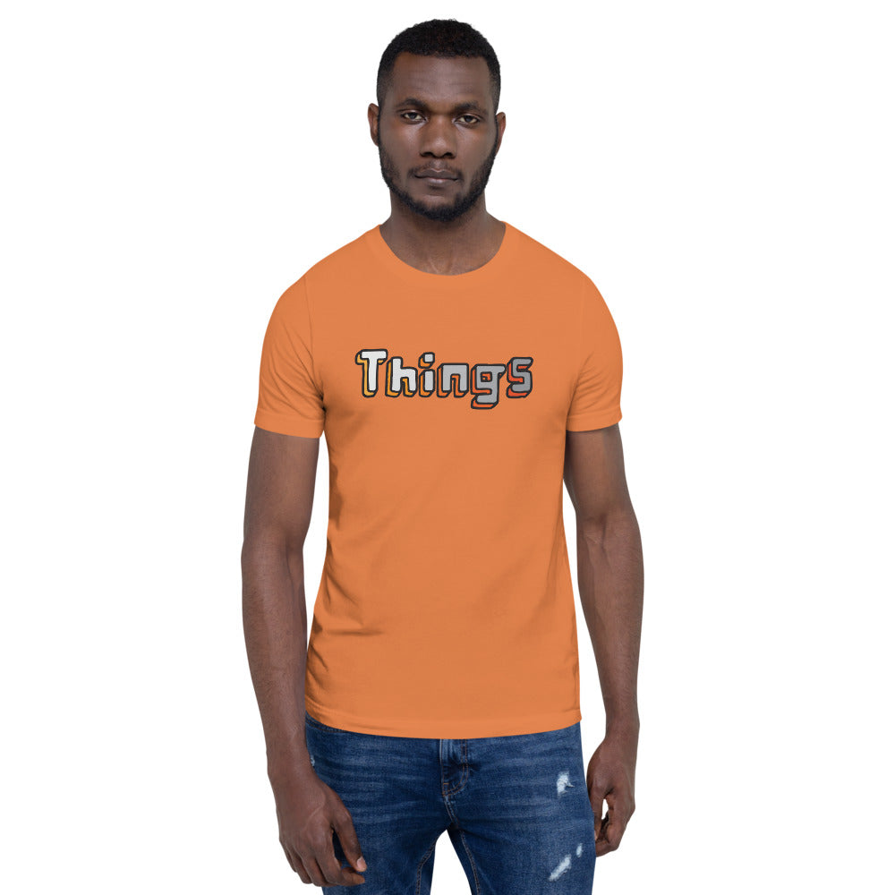 Things | Zack & Aaron | Short-Sleeve Unisex T-Shirt