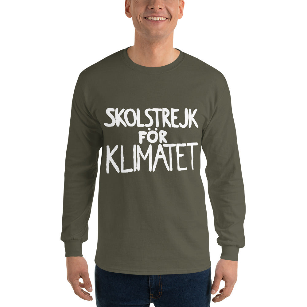 School Strike for Climate - Long Sleeve T-Shirt