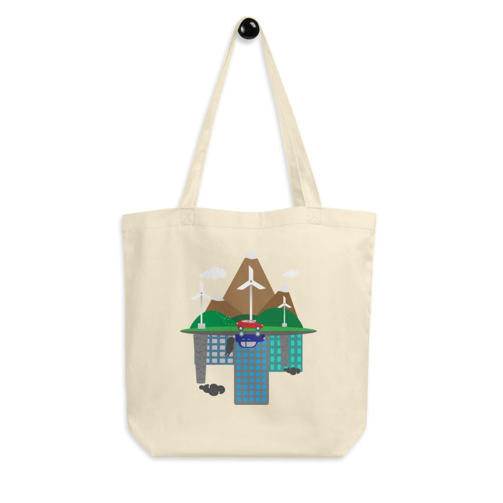 EV Reflections - Eco Tote Bag