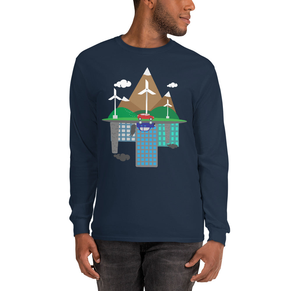 EV Reflections - Long Sleeve T-Shirt