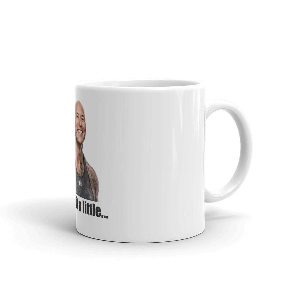 Elon Muscular - Yeah, I lift a little - Mug
