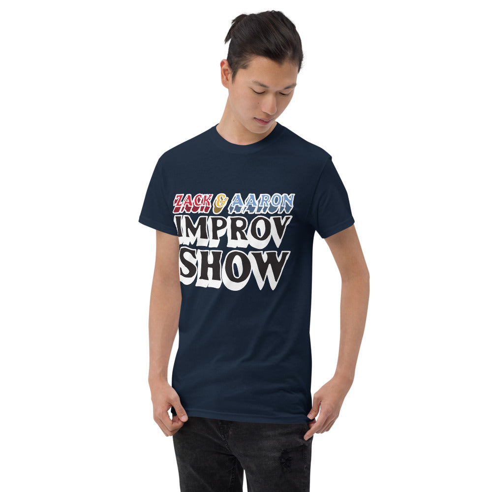 Z&A Improv Show Color | Zack & Aaron | Short Sleeve T-Shirt