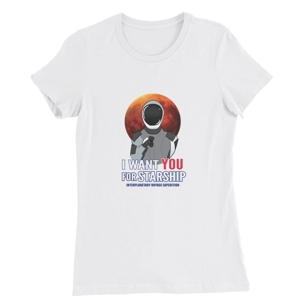 Uncle Starman - Women's Slim Fit T-Shirt
